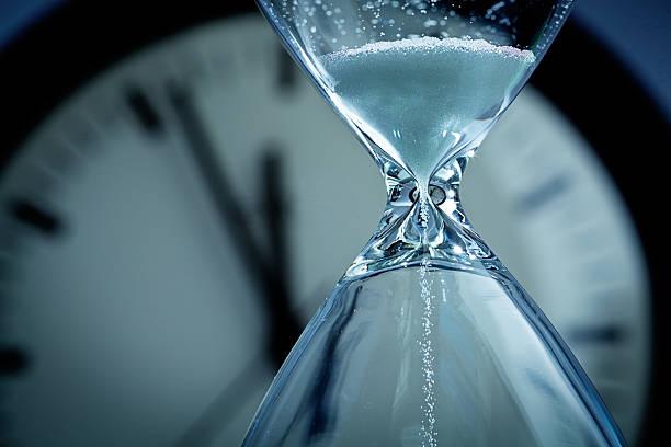 Hourglass Sands of Time Deadline